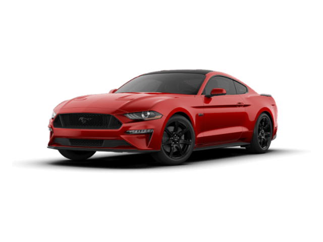 2018 Ford Mustang Coupe RWD